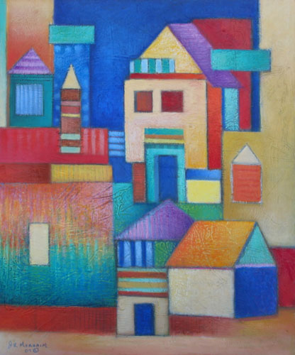 Abstract Art, Original Paintings, Mixed Media ,and Still ...